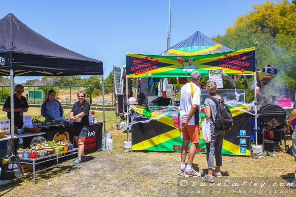 Animal Rescue & Jamaican Chicken, Yanchep Monthly Markets, Wanneroo, Western Australia