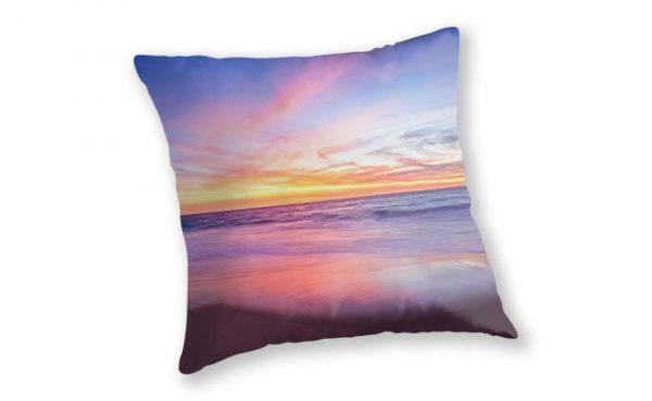 Aussie Sunset, Claytons Beach Throw Pillow design by Dave Catley featuring a typical Aussie Sunset, Claytons Beach, Mindarie available from our MADCAT.RedBubble.com store.