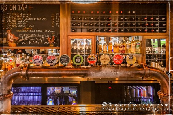 Beers on Tap, The Henley Brook, Swan Valley, Western Australia