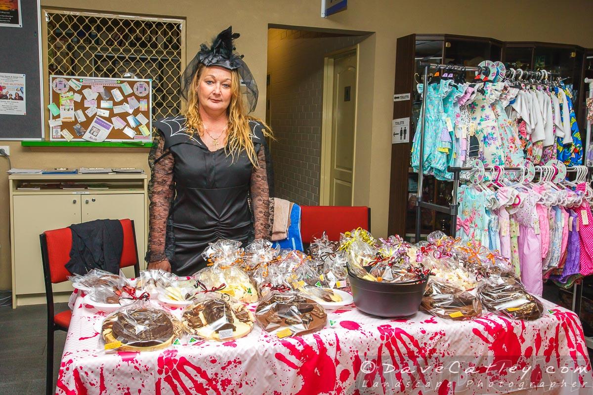 Chocolate Drops, Yanchep Monthly Markets, Wanneroo, Western Australia