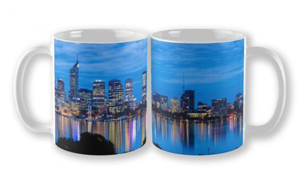 City Blues, South Perth, Perth Mug available from our MADAboutWA Store.