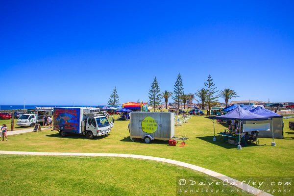 Farmers Market at Eden Beach, Wanneroo
