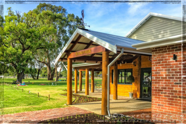 Entrance & Grounds, The Henley Brook, Swan Valley, Western Australia