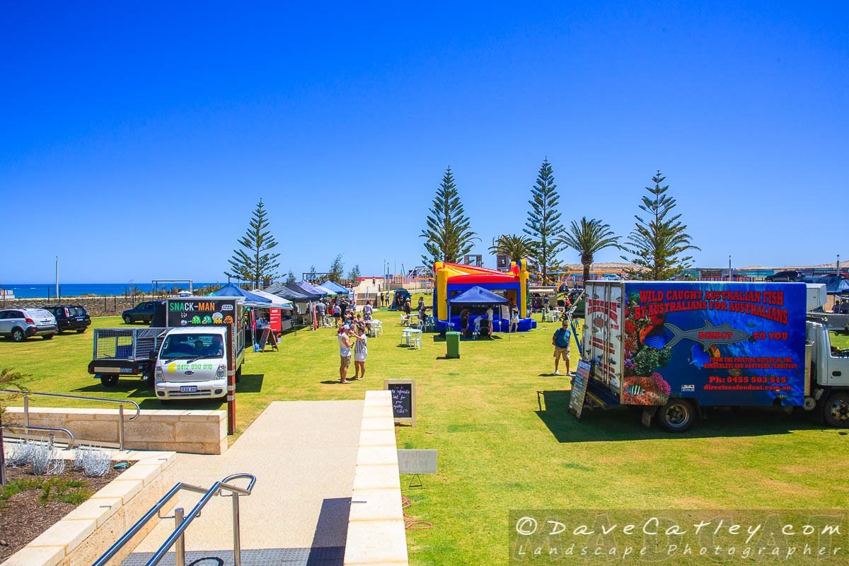 Farmers Market, Eden Beach, Wanneroo, Perth, Western Australia