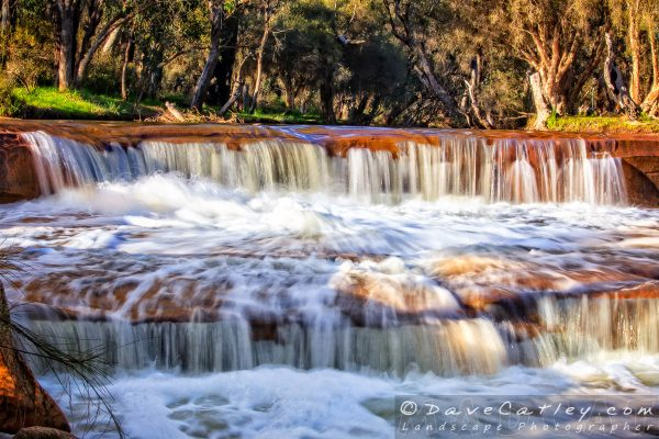 Flowing Waters, Noble Falls, Perth, Western Australia