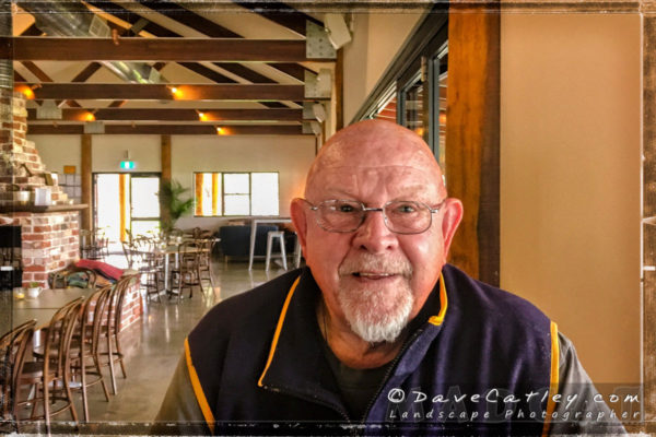 John the Friendly Patron, The Henley Brook, Swan Valley, Western Australia
