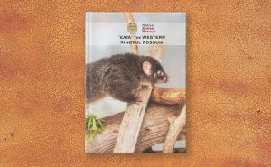 Kaya the Ringtail Possum, Native Animal Rescue Hardcover Journal featuring Kaya the Ringtail Possum, Native Animal Rescue available from our MADCAT.RedBubble.com store.