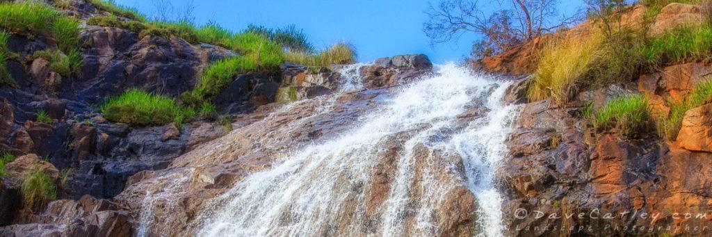Lesmurdie Falls, Lesmurdie National Park, Kalamunda, Western Australia