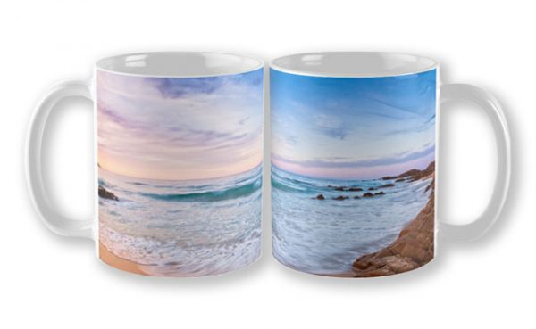Moonscape, Bunker Bay Mug design by Dave Catley, Fine Art Photographer, available in our MADAboutWA Store.
