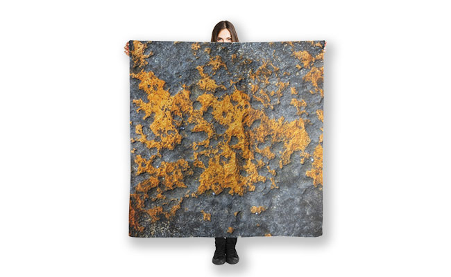 Mountains of Gold, Shorehaven Beach Scarves featuring Mountains of Gold, Shorehaven Beach available from our MADAboutWA store.