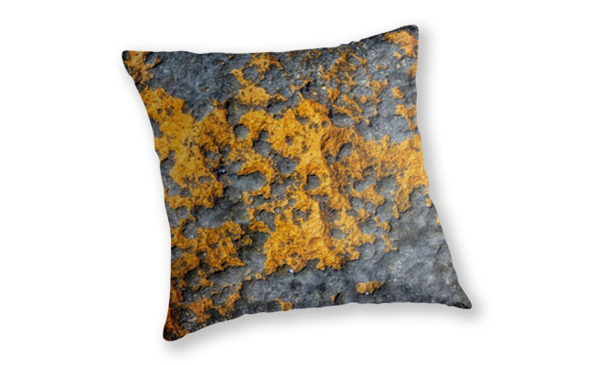 Mountains of Gold, Shorehaven Beach Throw Pillow featuring Mountains of Gold, Shorehaven Beach available from our MADCAT.RedBubble.com store.