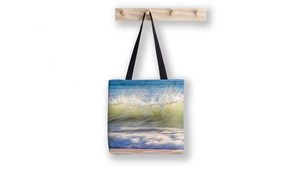 Natural Chaos, Quinns Beach Tote Bag designed by Dave Catley, Fine Art Photographer, available in our MADAboutWA Store.