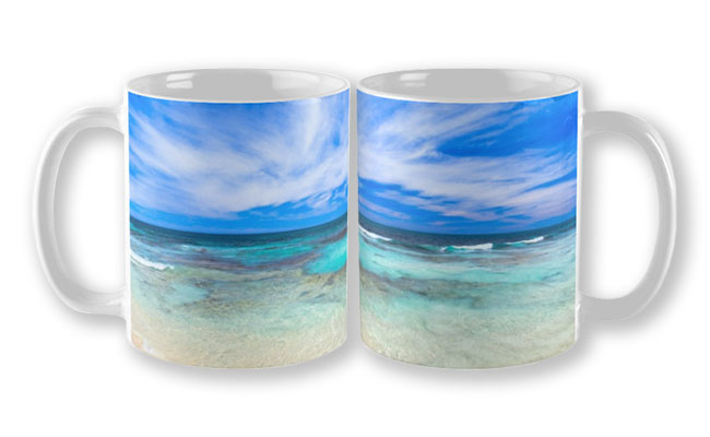 Ocean Tranquility, Yanchep Mug design by Dave Catley featuring Ocean Tranquility near the Spot at Yanchep available from our MADAboutWA store.