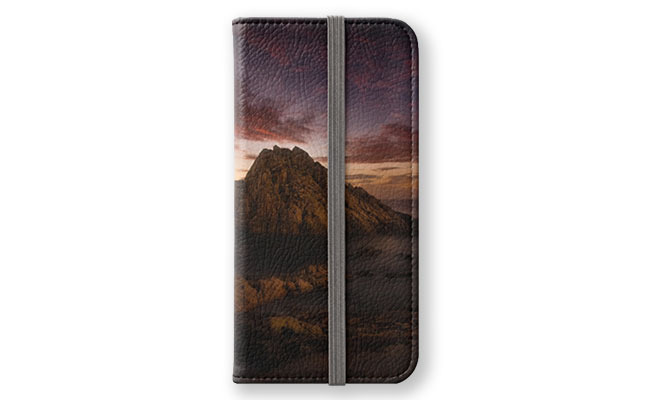 Sugarloaf Rock Sunset iPhone Wallet