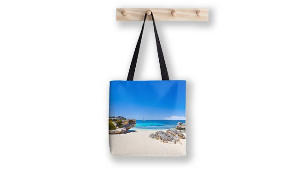 Rotto Paradise, Little Parakeet Bay, Rottnest Island Tote Bag designed by Dave Catley, Fine Art Photographer, available in our MADAboutWA Store.
