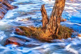 Rustic Island, Noble Falls, Perth