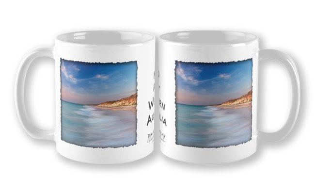 Quinns Rocks Mug