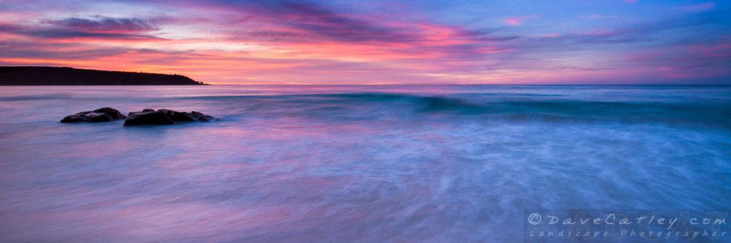 Sunset, Bunker Bay, Geographe Bay, Western Australia