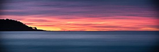 Sunset Peninsular at Bunker Bay in the Margaret River Region