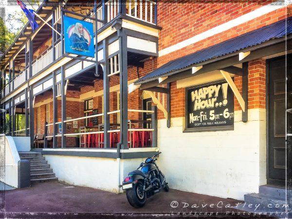 The Parkerville Tavern, Parkerville, Mundaring, Western Australia