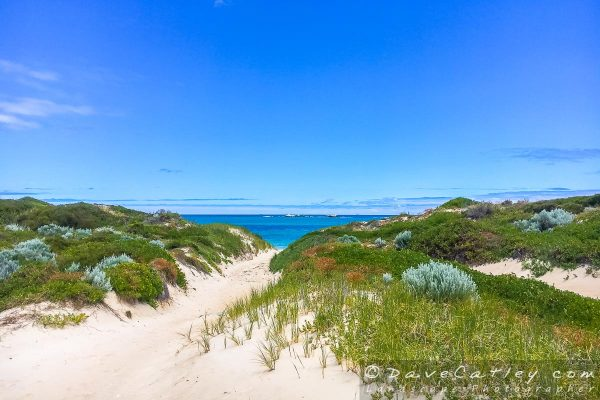 Sand dunes near Burns Beach that stretches all the way to Mindarie and across to Marmion Avenue.