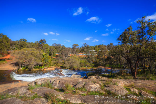 Waterfall & Tavern, Noble Falls, Perth, Western Australia