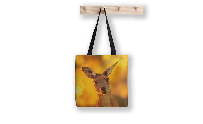 What's Up, Yanchep National Park Tote Bag designed by Dave Catley, Fine Art Photographer, available from our MADAboutWA Store.