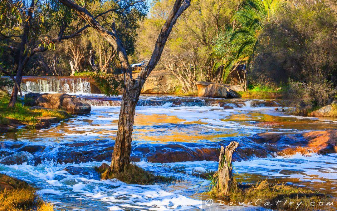 Noble Falls Waterfall & Walk Trail – Part 2