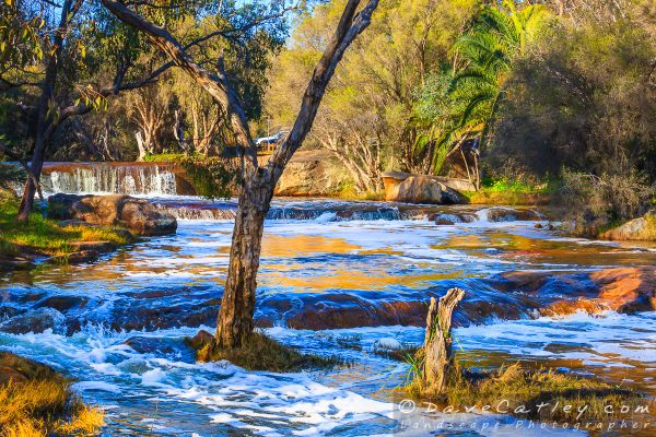 Wooroloo Brook, Noble Falls, Perth, Western Australia