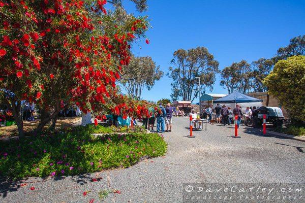 Yanchep Monthly Markets, Yanchep Sports Club, Wanneroo, Western Australia